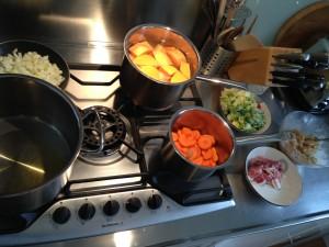 Ready, steady... stew!